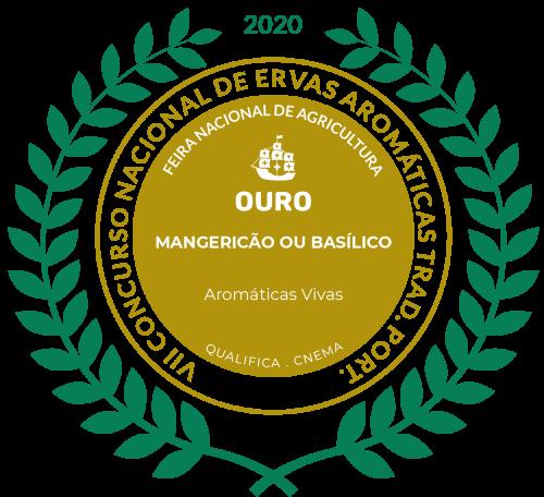 Ouro Manjericão 2020