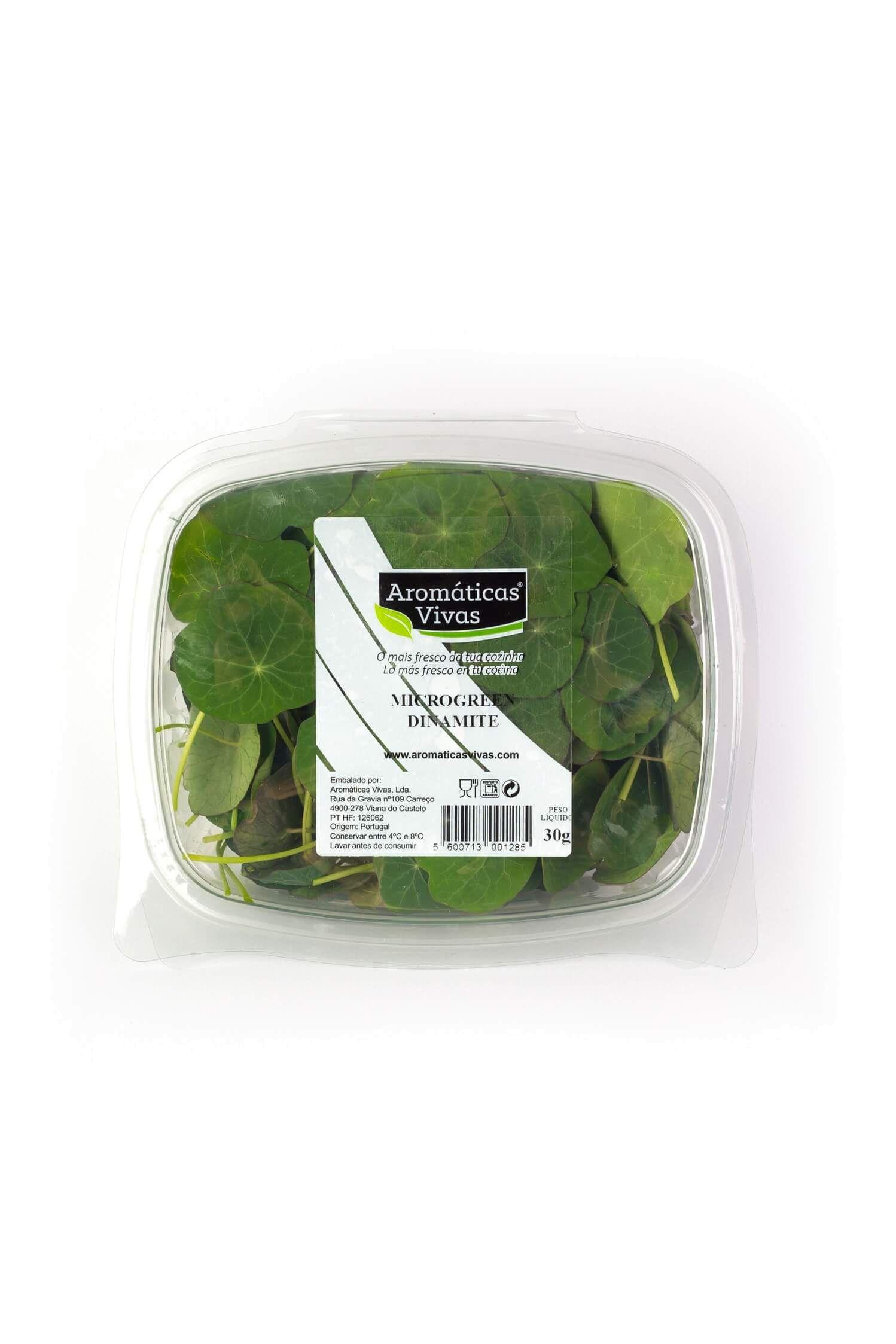 Microgreens Dinamite